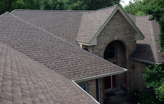 Three Tab Shingle Roofing
